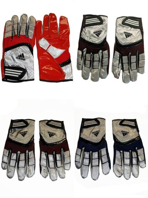 New Adidas Adizero Receiver Football Gloves Adult Mens 2XL-3XL