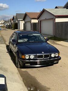 1987 BMW Série 7 Luxury