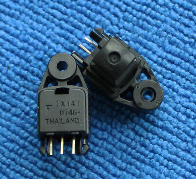 NOS Toshiba TOTX141L TOTX141 TRANSMITTER MODULE FIBER OPTIC x 10pcs