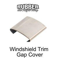 1956 1957 Ford Thunderbird Windshield Trim Gap Cover