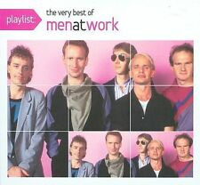 Playlist: The Very Best Of Men At Work; 2009 CD, Business As Usual, Cargo, Colum
