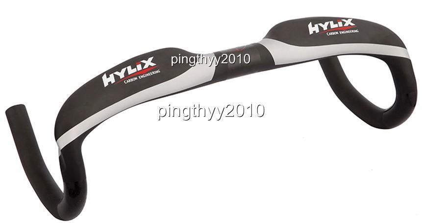 Hylix Full Carbon  Road bike Handlebar-31.8mm-250g-Ergonomics-Super Light  best-selling