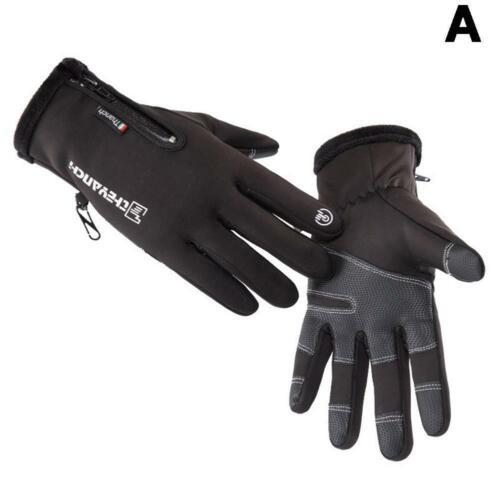 Winterthermische Skihandschuhe Touchscreen Warm Wasserdicht Winddicht Outdoor