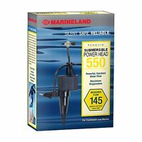 Marineland Ph0550 Penguin Submersible Power Head Pump 550, 145gph , New, Free Sh on sale