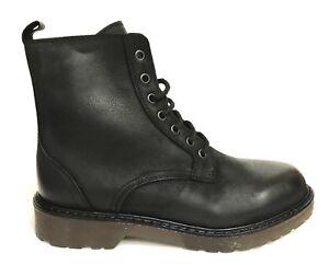 About 100Skin Winter Black Off Men's Shoes Type Dr Details Combat 50 Boots Kletoon martens zqGVUMSp