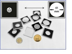 1 Only Lighthouse Quadrum 37mm Square Coin Capsule