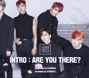 MONSTA-X-Are-You-There-Take-1-Album-CD-Full-Package-Poster-Star-Ship-K-POP