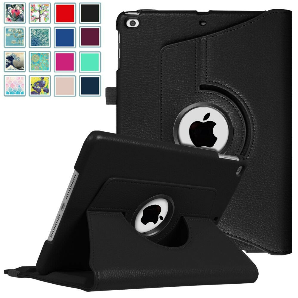 Fintie Rotating Case For Apple iPad Mini 4 7.9 inch Stand Sm