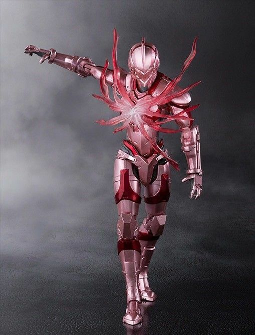 ULTRA-ACT x S.H.Figuarts ULTRAMAN Limiter Release Ver Action Figure BANDAI NEW