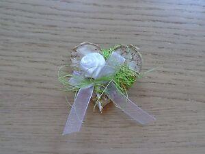 Hochzeitsanstecker Blutenanstecker Hochzeit Anstecker Brautschmuck
