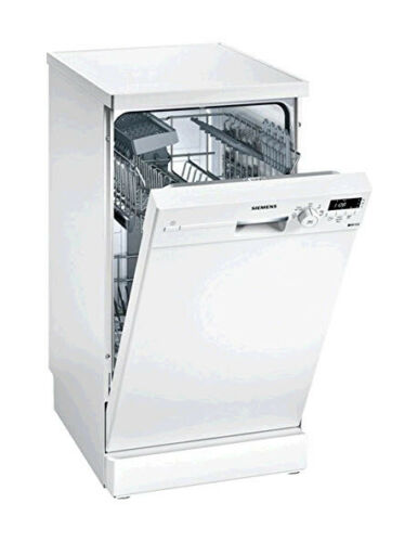 A+ Siemens SR215W03CE Geschirrspüler Spülmaschine freistehend 45cm weiß EEK