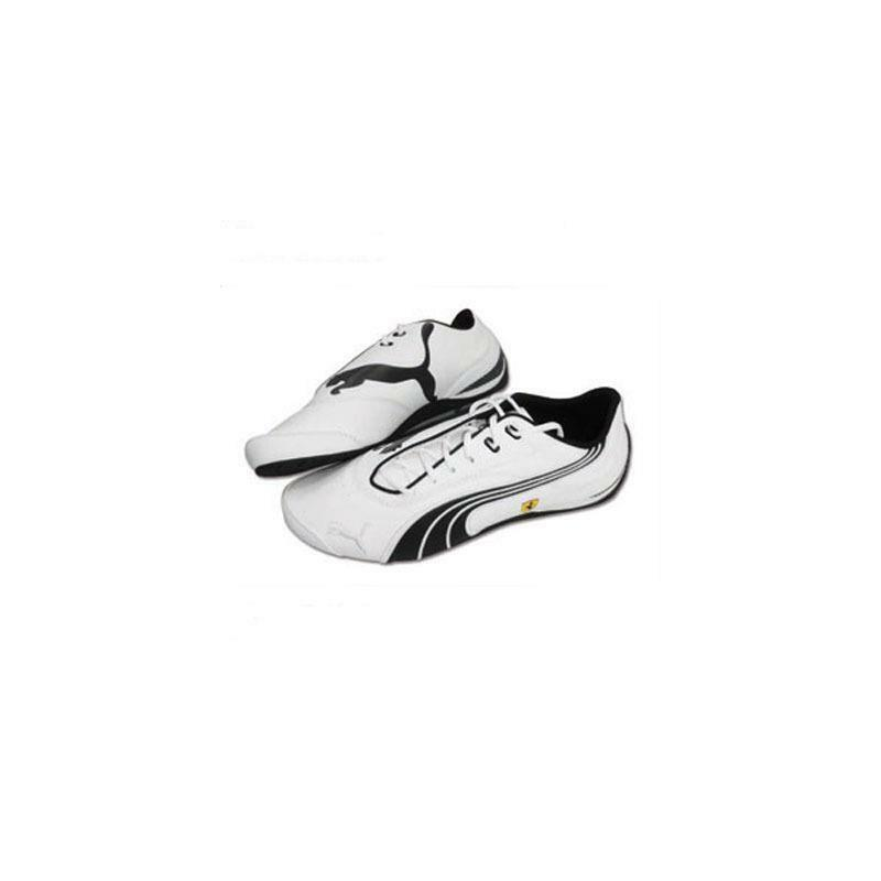 des baskets taille 44 dérive cat ferrari nm blanc de ferrari cat f7b4c7