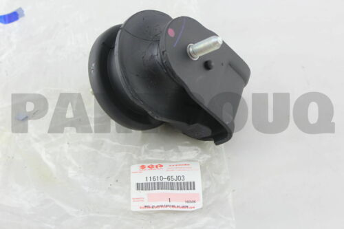 1161065J03 Genuine Suzuki MOUNTING  ENGINE FRONT 11610-65J03