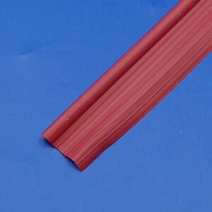 Wing-Piping-Solid-Plastic-Red
