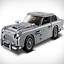 DB5-James-Bond-007-Aston-Martin-1450-pieces-Compatible-avec-LEGO-10262 miniature 1