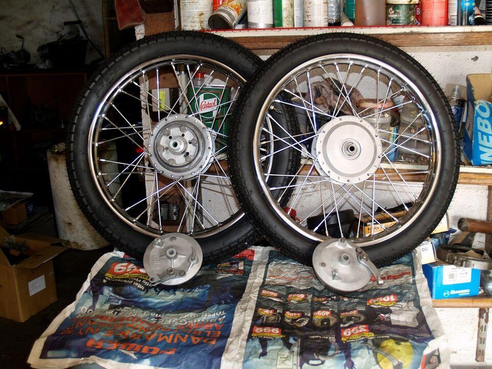 Puch Hjulsæt til Puch Monza 3-4 gear, 2020, 0,001 km