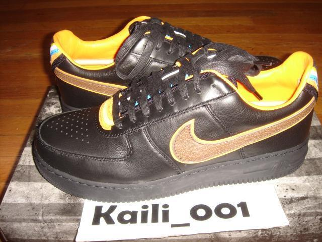 Nike Air Force 1 SP   TISCI Low Size Size Size 12 Black 677802-020 B ced922