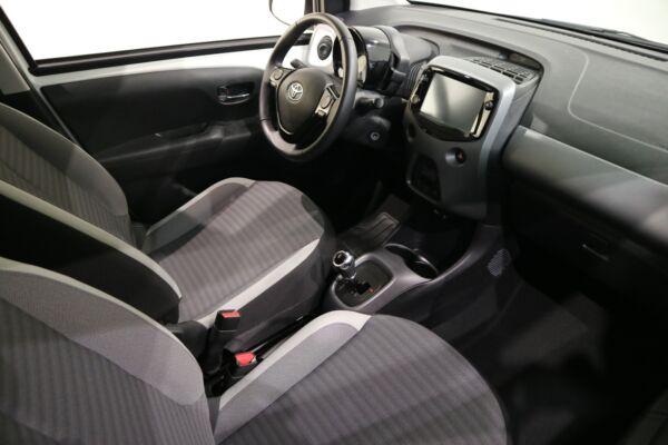 Toyota Aygo 1,0 VVT-i x-pression x-shift billede 13