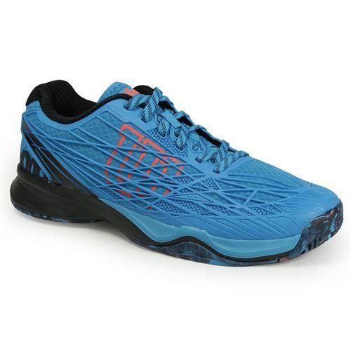 Wilson Kaos Zapatos Tenis Hombre Azul Cielo Raqueta  Raqueta Tribunal tenis WRS322380  marcas de moda