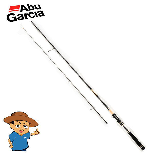 Abu Garcia SALTY STAGE KR-X Seabass 862L-KR Light casting fishing spinning rod