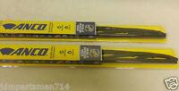 Set Of 2 - Anco Wiper Blade 26 Inch & 19 Inch 2003-2008 M-u-r-a-n-o