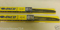 Anco Set Of 2 Wiper Blade 26 Inch & 19 Inch 2008-2011honda Accord