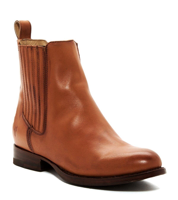 NWT Frye Jamie Chelsea  Leder Ankle (Cognac-ish) Boot, Style 76232, Tan (Cognac-ish) Ankle sz 8.5B 8b5721