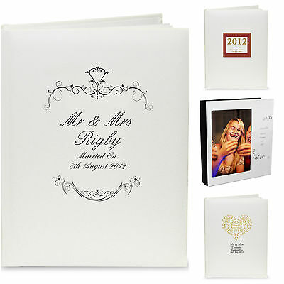 50th aniversario de bodas Deluxe Photo Album Para Fotos 6x4
