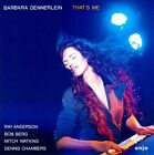 That's Me by Barbara Dennerlein (CD, Jul-2011, Enja Records)