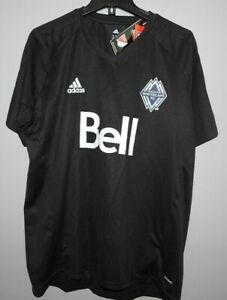 MLS-Adidas-Vancouver-Whitecaps-Soccer-Football-Jersey-New-Mens-LARGE
