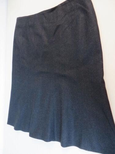 AKRIS PUNTO Wool  stretch Knee length  panel skirt