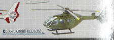 1/144 F-toys HELIBORNE COLLECTION 6 EC135 02c Air Force