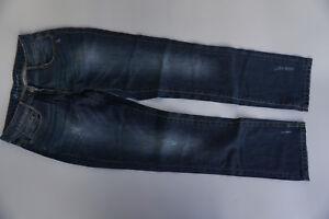 OPUS-Damen-Stretch-Jeans-Hose-36-32-Gr-36-W29-L32-Blau-stonewashed-used-NEU-9k