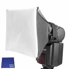 Phot-R Universal White Soft Cloth Flash Bounce Diffuser Microfibre Chamois Cloth