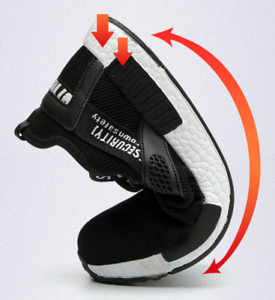 Lightweight Shoes Men Women Safety Steel Toe cap boots Trainers Work Shoe Sports