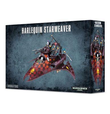 Voidweaver Warhammer 40K NIB Flipside Harlequin Starweaver