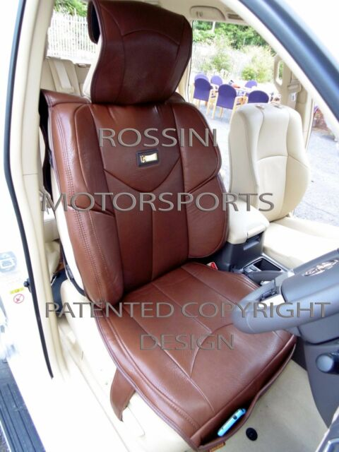 TO FIT A CITROEN XSARA PICASSO CAR, SEAT COVERS, YMDX 02 ROSSINI SPORTS BROWN