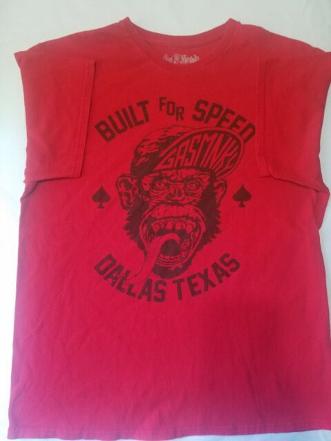 T-shirt Uomo Gas Monkey Garage