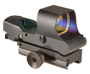 HGD 2 compact reflex sight 4 multi reticle aimshot