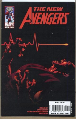 New Avengers 2005 series # 57 very fine comic book