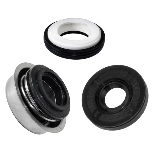 WATER PUMP MECHANICAL and OIL SEALS Fits KAWASAKI NINJA ZX-6RR ZX600 2003-2006