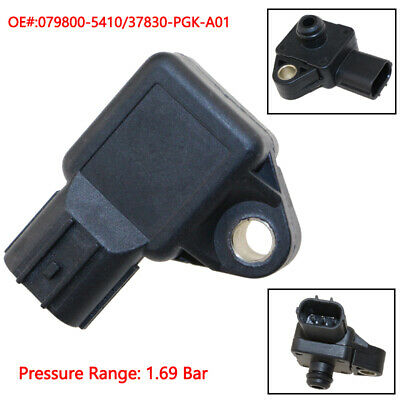 MAP Manifold Absolute Pressure Sensor for Honda Accord Civic CR-V 37830-PGK-A01