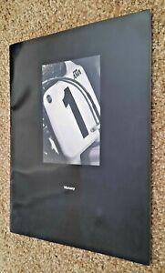 Vintage 1997 No Fear Magazine Brochure Jeremy McGrath Supercross Motocross