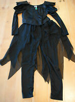 Disney Store Wicked Witch Of The West Oz Costume Girls 4
