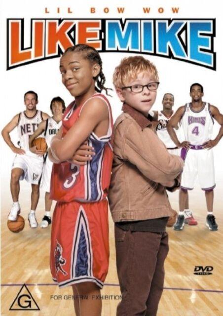 LIKE MIKE - FAMILY MOVIE - DVD