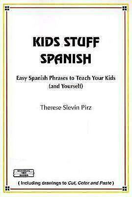 Kids Stuff Spanish [English and Spanish Edition]