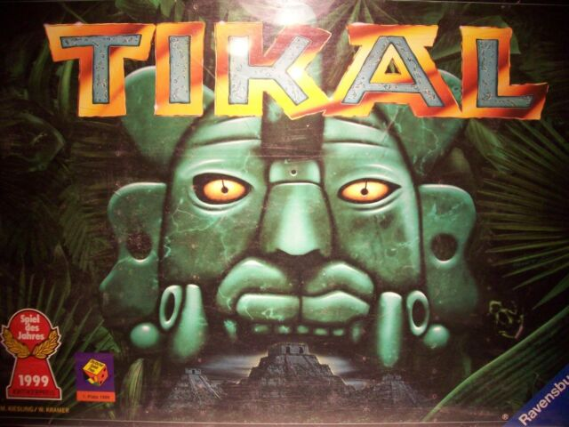 "Ravensburger 261710 ""Tikal"" ab 10 Jahren Neu + OVP"