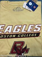 Boston College Eagles T Shirt. Assorted Styles/sizes With Tags