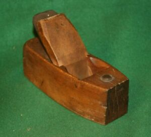 Great-User-19thC-J-Pearce-NY-No-119-Woodworking-Smooth-Plane-Inv-CB07