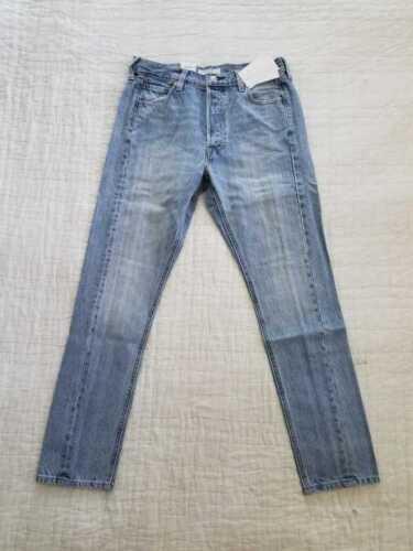 29 en femmes nouveaux à altérés denim 30 bords 501 rugueux skinny jeans pour AABr8wq